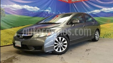 Honda Civic 4P EX SEDAN AT QC RA-16 usado (2010) color Gris precio $119,000
