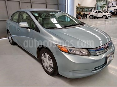 Honda Civic 4P EX HIBRIDO CVT CD PANTALLA RA-15 usado (2012) precio $138,000