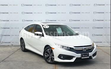 Foto Honda Civic Turbo Plus Aut usado (2017) color Blanco precio $310,000