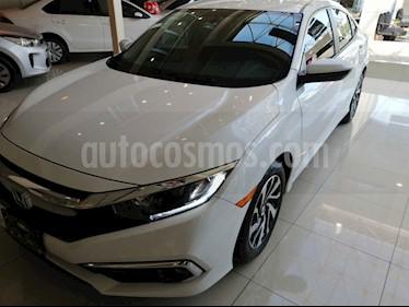 Honda Civic i-Style Aut usado (2019) color Blanco precio $365,000