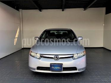 Honda Civic EX usado (2008) color Plata precio $122,000
