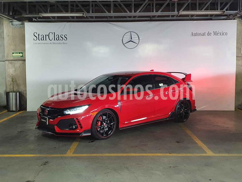 Honda Civic Type R usado (2017) color Rojo precio $539,000
