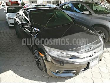 Honda Civic Touring Aut usado (2018) color Negro precio $349,000