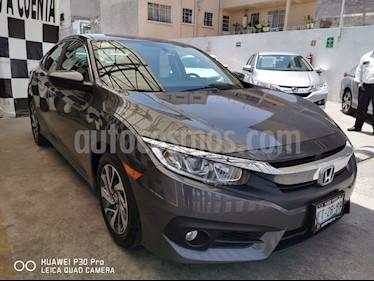 Honda Civic i-Style Aut usado (2018) color Acero precio $289,000