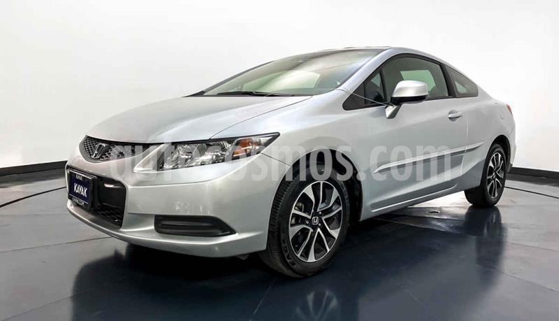 Honda Civic Coupe EX 1.8L Aut usado (2013) color Gris precio $179,999