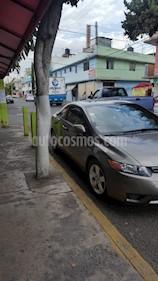 Honda Civic Coupe EX 1.7L usado (2008) color Gris precio $100,000