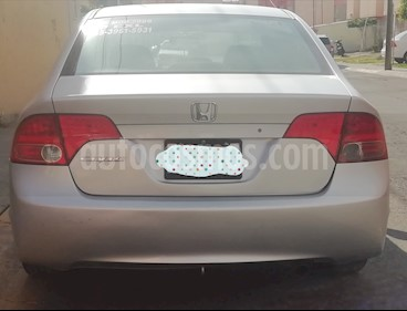 Honda Civic EXL 1.8L Aut usado (2008) color Plata precio $103,000