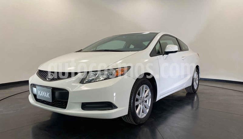 Honda Civic Coupe EX 1.8L usado (2012) color Blanco precio $164,999