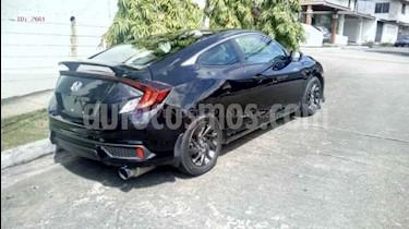 Honda Civic Coupe EX-R Aut usado (2018) color Negro precio $853,000