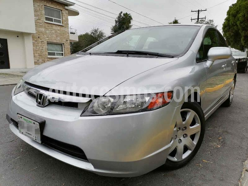 Honda Civic LX 1.8L Aut usado (2006) color Plata precio $89,500