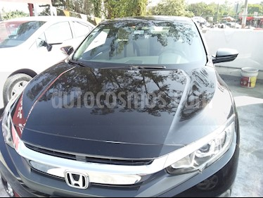 Foto Honda Civic Coupe Turbo Aut usado (2016) color Negro Cristal precio $260,000