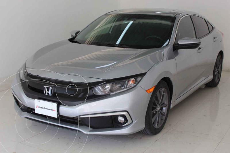 Foto Honda Civic Turbo Plus Aut usado (2019) color Plata precio $399,000
