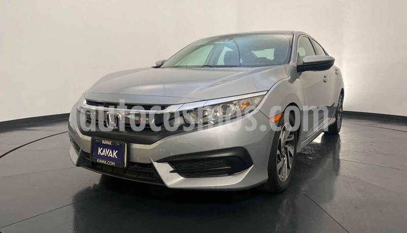 foto Honda Civic Coupé EX 1.8L Aut usado (2015) color Plata precio $239,999