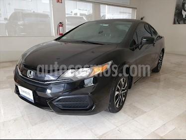 Honda Civic Coupe EX 1.8L Aut usado (2015) color Negro precio $219,000