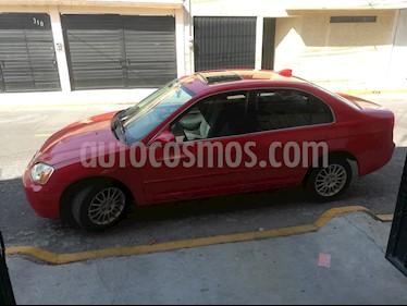 Honda Civic EX 1.7L usado (2003) color Rojo precio $58,000