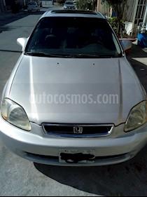 Honda Civic Si Sedan usado (1998) color Plata precio $35,000