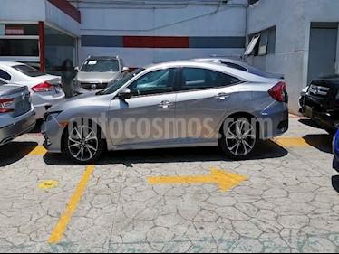 Honda Civic Touring Aut usado (2020) color Plata precio $410,319
