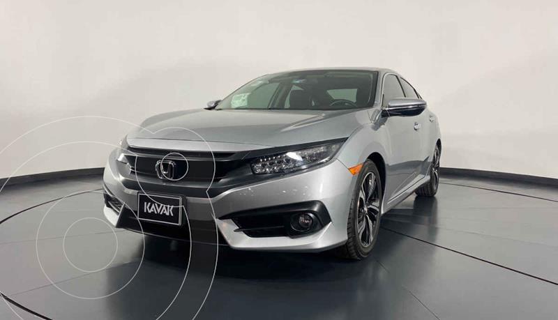 Foto Honda Civic Touring Aut usado (2018) color Gris precio $369,999
