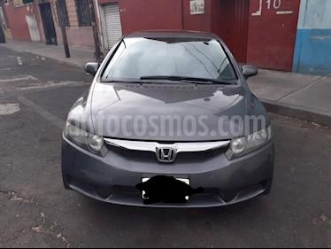 Honda Civic EX 1.8L usado (2010) color Gris precio $112,000