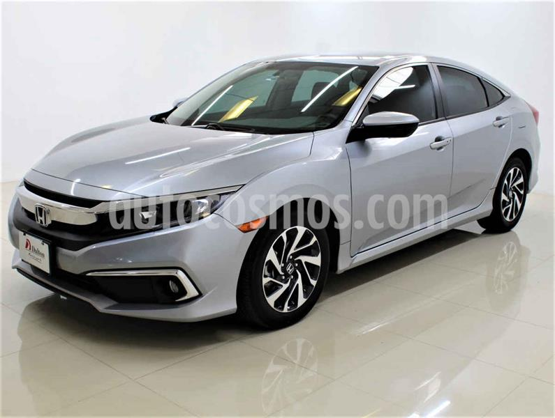 Honda Civic i-Style Aut usado (2019) color Plata precio $349,000
