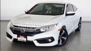 Honda Civic Coupe Turbo Aut usado (2018) color Blanco precio $378,000