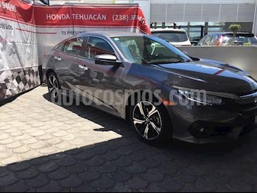 foto Honda Civic Touring Aut usado (2018) color Acero precio $335,000