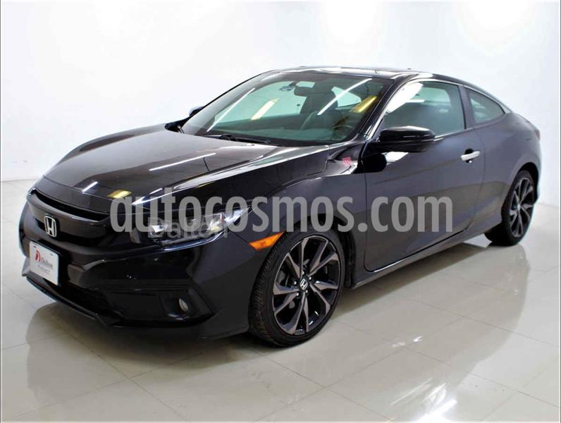 Honda Civic Coupe Turbo Aut usado (2019) color Negro precio $359,000