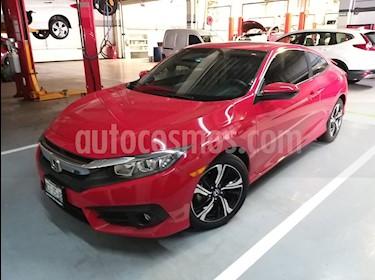 Honda Civic Coupe Turbo Aut usado (2018) color Rojo precio $328,000