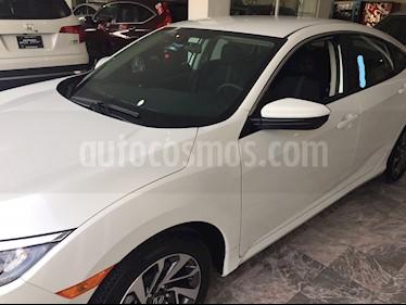 Honda Civic EX 1.8L Aut usado (2017) color Blanco precio $265,000