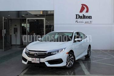 Honda Civic EX Aut usado (2017) color Blanco precio $269,000