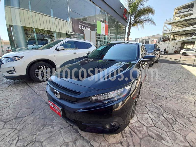 Honda Civic Touring Aut usado (2018) color Negro precio $329,000