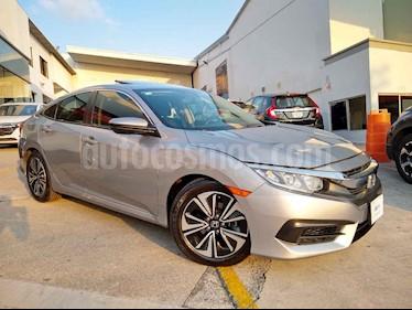 Foto Honda Civic Turbo Aut usado (2016) color Plata precio $250,000