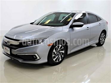 Honda Civic i-Style Aut usado (2019) color Plata precio $345,000