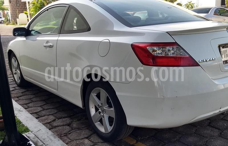 Honda Civic Coupe EX 1.8L Aut usado (2008) color Blanco precio $94,000