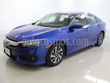 Honda Civic 4 pts. i-Style usado (2018) color Azul precio $289,000
