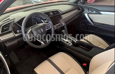 Honda Civic Coupe Sport Plus Aut usado (2018) color Rojo Rally precio $310,000
