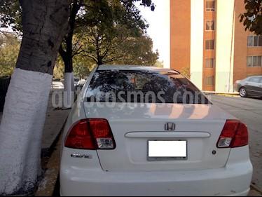 Honda Civic EX-R Aut usado (2005) color Blanco precio $62,000