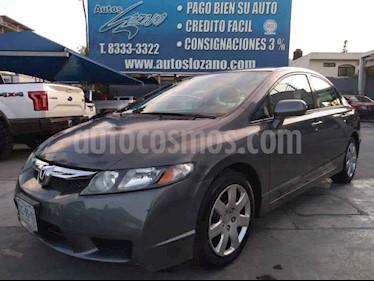 Honda Civic LX 1.8L Aut usado (2010) color Gris precio $119,900