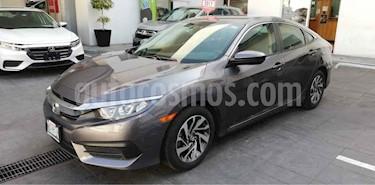 Honda Civic 4p EX Sedan L4/2.0 Aut usado (2017) color Gris precio $259,000
