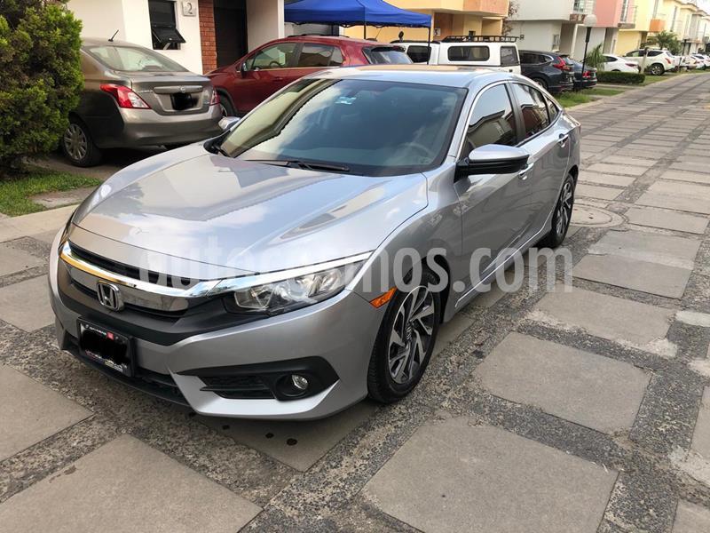 Honda Civic i-Style Aut usado (2018) color Gris precio $310,000