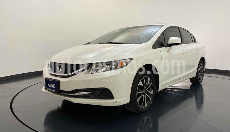 Honda Civic EX Aut usado (2013) color Blanco precio $174,999