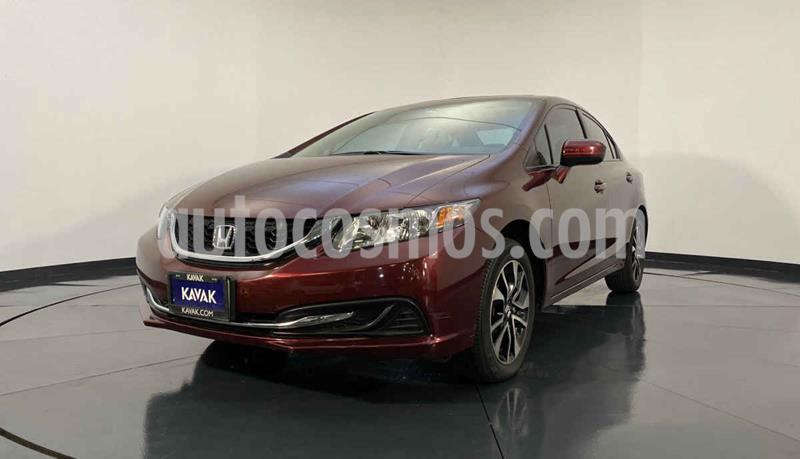 Honda Civic EXL 1.8L Aut NAVI usado (2015) color Blanco precio $239,999