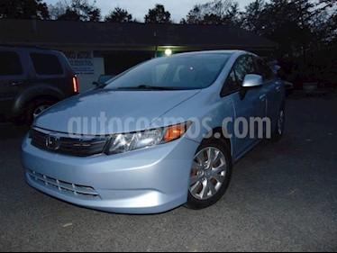 Honda Civic Si Sedan usado (2012) color Gris precio $189,900