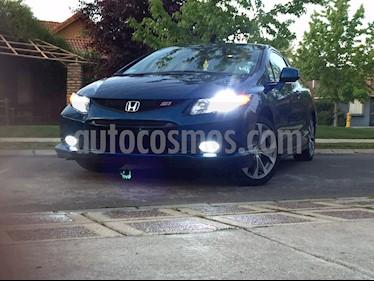 Honda Civic  Si usado (2012) color Azul precio $8.700.000