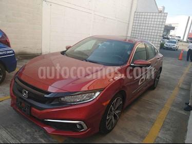 Honda Civic Touring Aut usado (2019) color Rojo precio $520,000