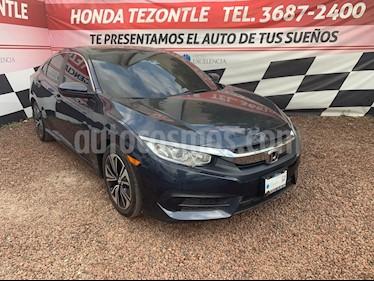 Foto venta Auto usado Honda Civic Turbo Aut (2017) color Azul precio $325,000