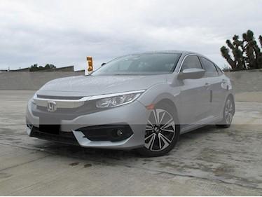 Foto venta Auto usado Honda Civic Turbo Aut (2016) color Gris precio $280,000