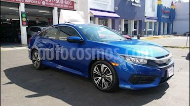Foto venta Auto Seminuevo Honda Civic Turbo Aut (2016) color Azul precio $285,000