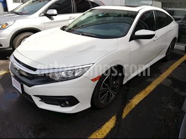 Foto venta Auto usado Honda Civic Turbo Plus Aut (2017) color Blanco Marfil precio $320,000
