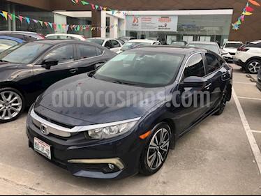 Foto venta Auto usado Honda Civic Turbo Plus Aut (2017) color Azul precio $293,000